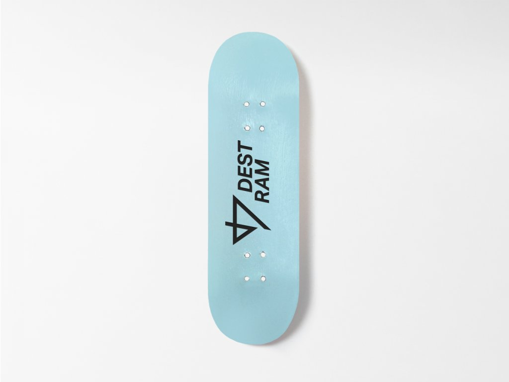 Dřevěná fingerboard deska Destram ORIGINAL