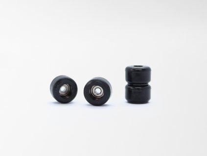 Fingerboard kolečka - Černá