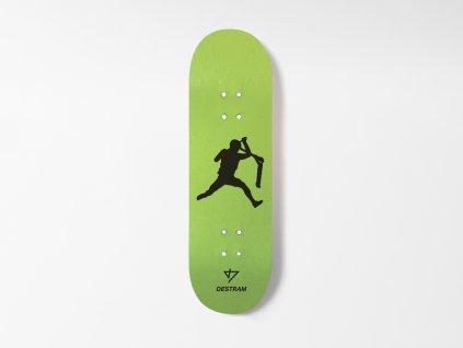 Dřevěná fingerboard deska SCOOT Bri Flip