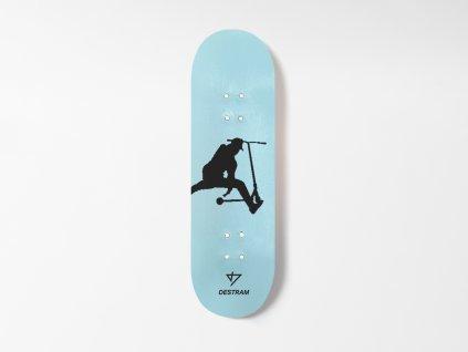 Dřevěná fingerboard deska SCOOT Finger Whip