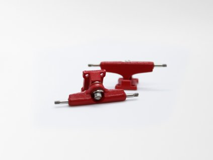 Fingerboard trucky Regular - Červené 28 mm