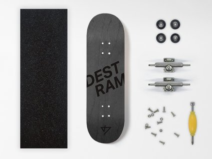 Dřevěný fingerboard komplet Destram ANGLE