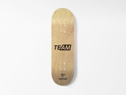 Dřevěná fingerboard deska Destram CRACK