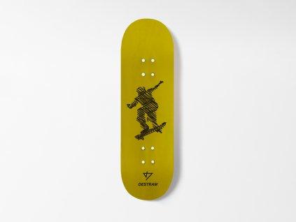 Dřevěná fingerboard deska LINE Manual