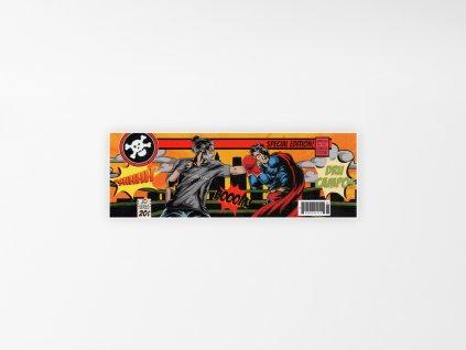 Samolepka Blackriver -  Comics (Special edition)