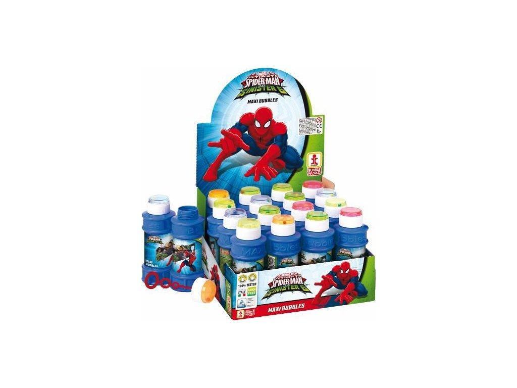 Bublifuk Spider man, 175ml,1