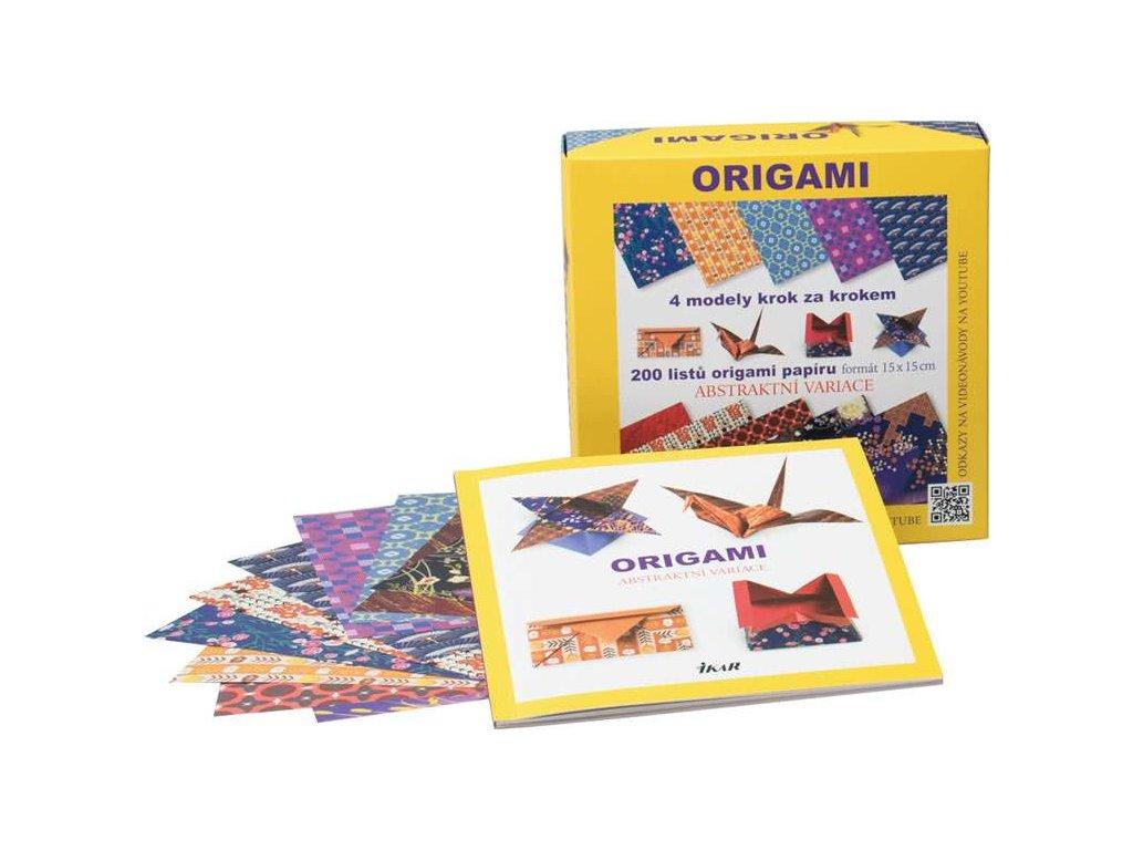 Origami – Abstraktní variace