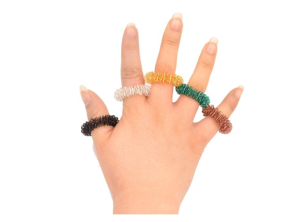 Masážní prstýnek Su-Jok