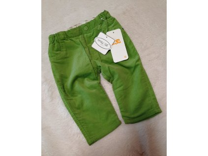 Zateplené kalhoty vel. 70, zn. MAYORAL