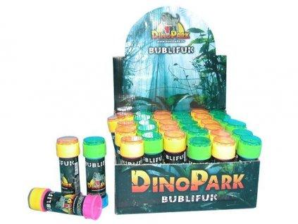 Bublifuk Dino, 50 ml