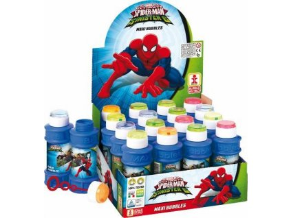 Bublifuk Spider man, 175ml,1