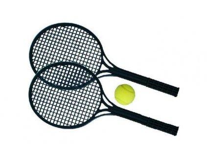 LORI 226 Soft tenis, černý