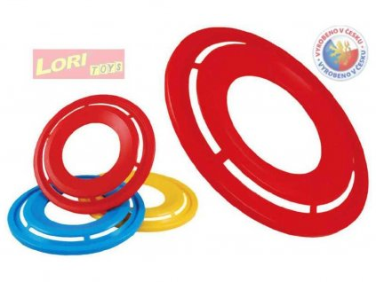 LORI 209 Létající prstenec1