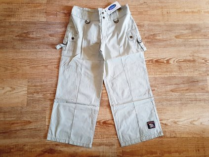 Nové plátěné kalhoty zn. IQ Trade. J