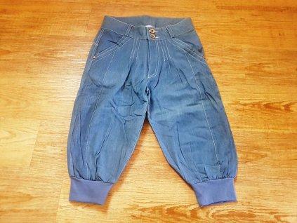 NOVÉ kalhoty zn. TOPO Velikost 110a