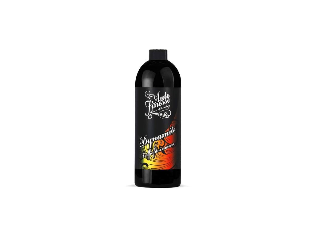 Auto Finesse Dynamite Traffic Film Remover 1000 ml koncentrované předmytí