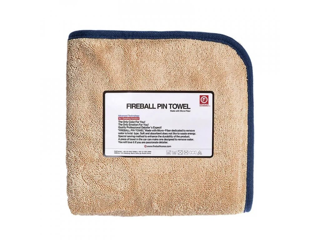 Fireball PIN TowelNavy xslo dl