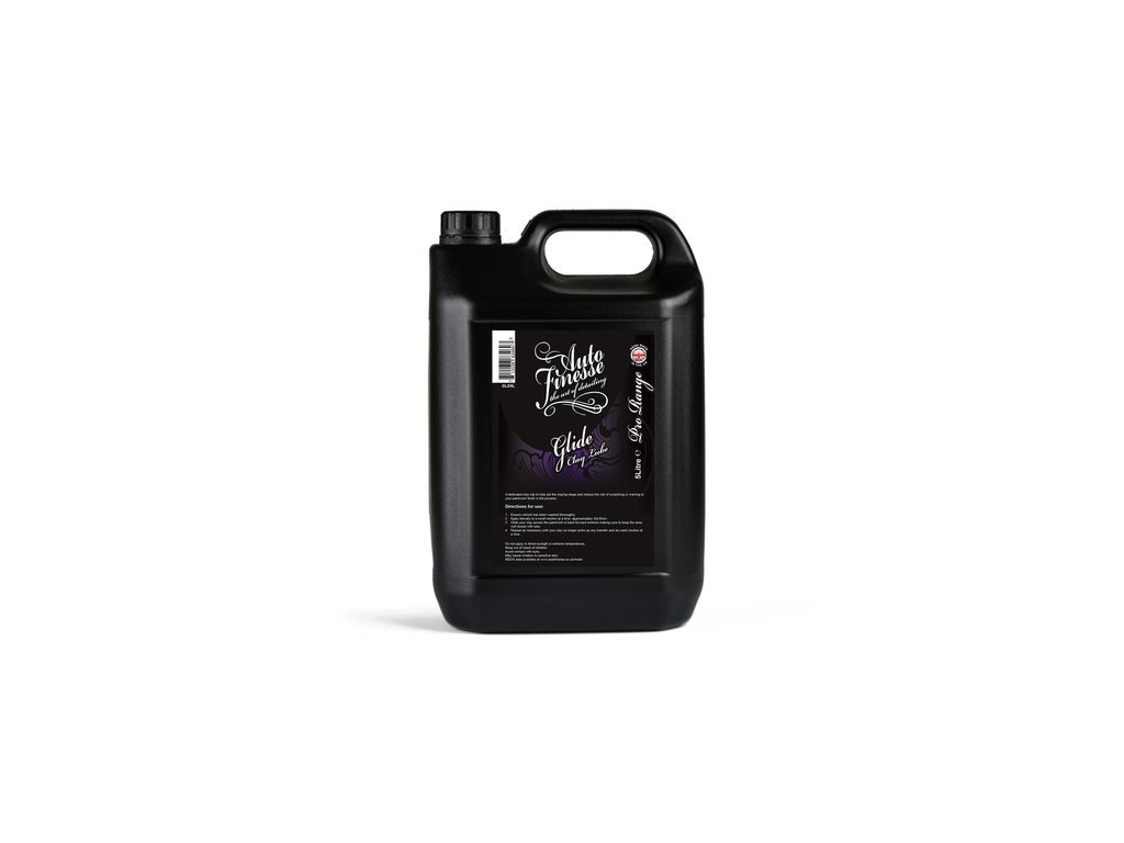 Auto Finesse Glide Clay Bar Lube 5000 ml Clay lubrikace