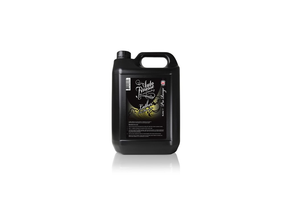 Auto Finesse Lather pH Neutral Car Shampoo 5000 ml autošampón