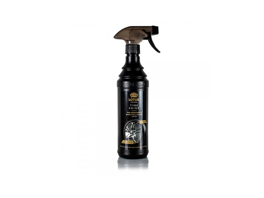 LOTUS CLEANING TYRE SHINE 500 ML