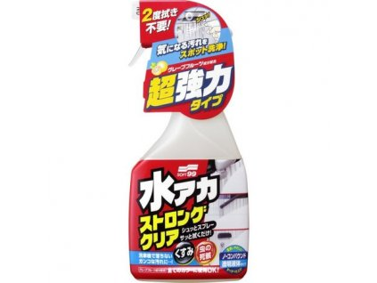 Soft99 Stain Cleaner Strong Type 500 ml mytí bez vody