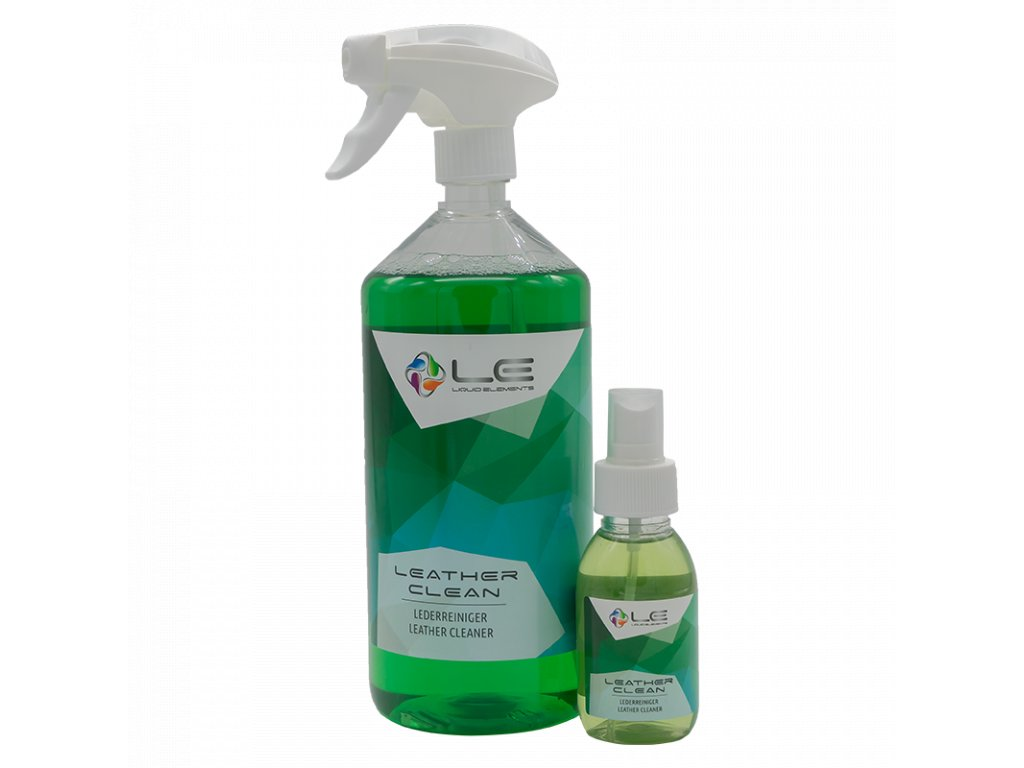 liquid elements leather clean 1000ml