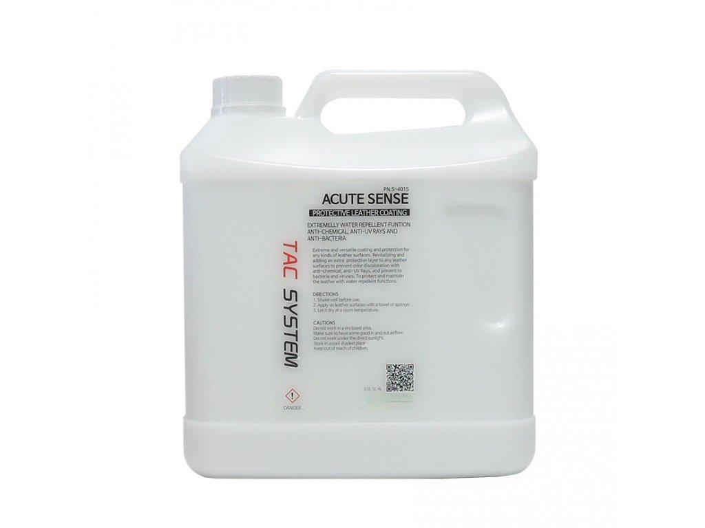 tacsystem acute sense leather coating 5000ml