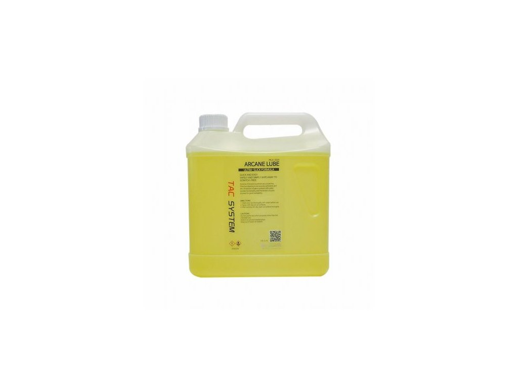 tacsystem arcane lube 4000ml