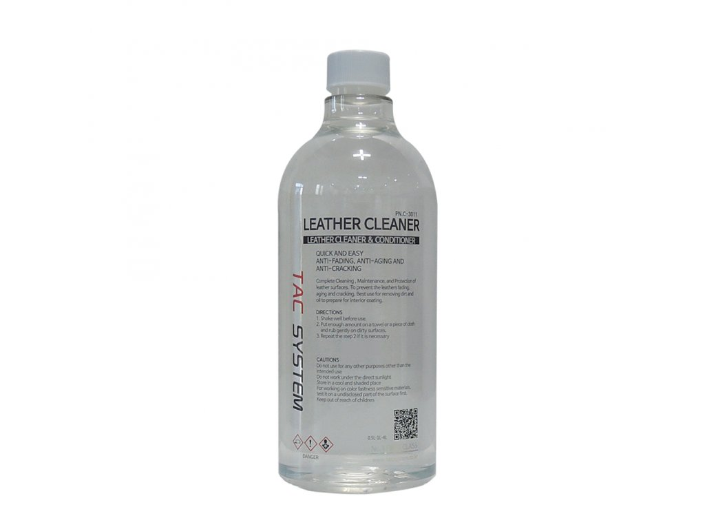tacsystem leather cleaner 1000