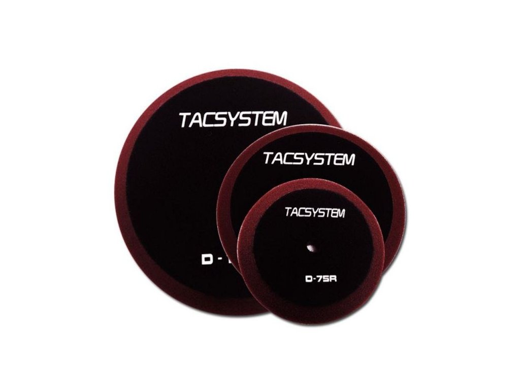 tacsystem polishing pad medium