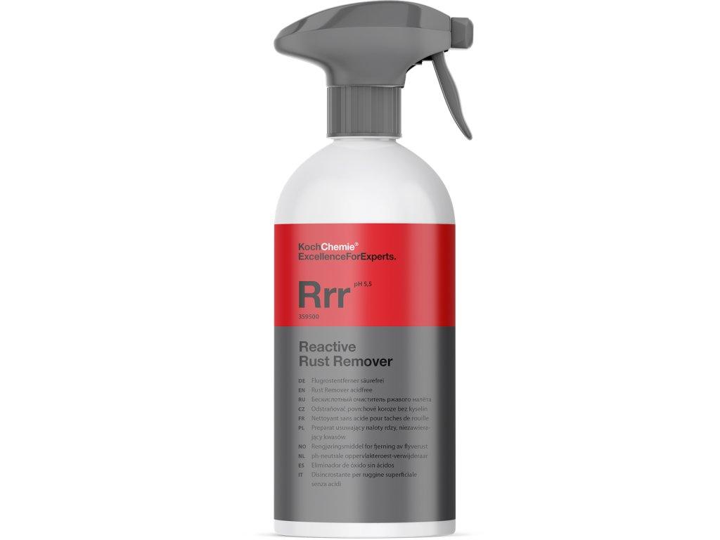 koch chemie reactive rust remover 500ml