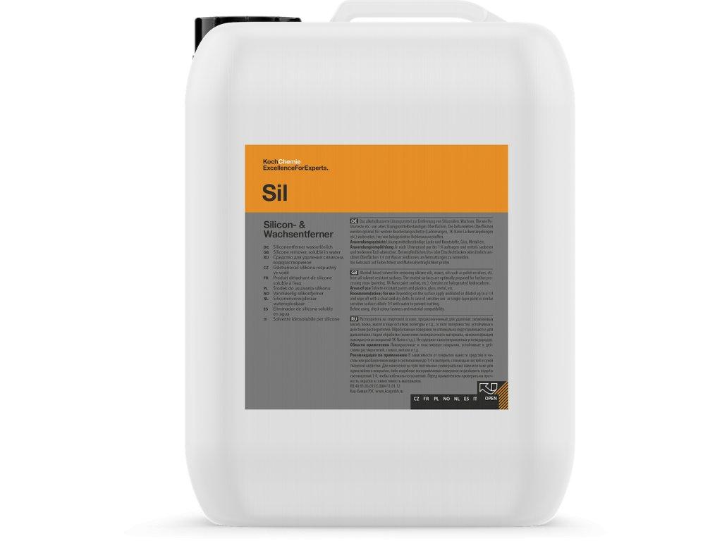 koch chemie silicon wachsentferner 5000ml