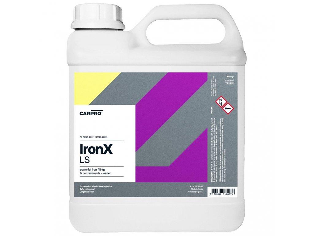 carpro ironx ls 4l