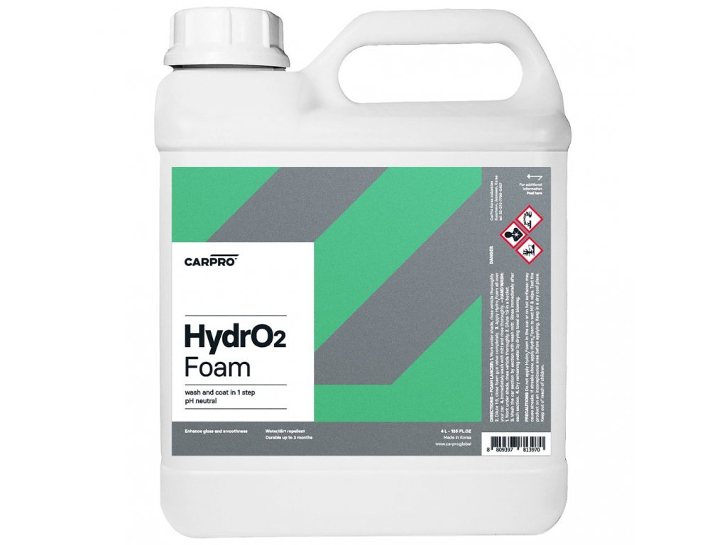 carpro hydro2 foam 4l