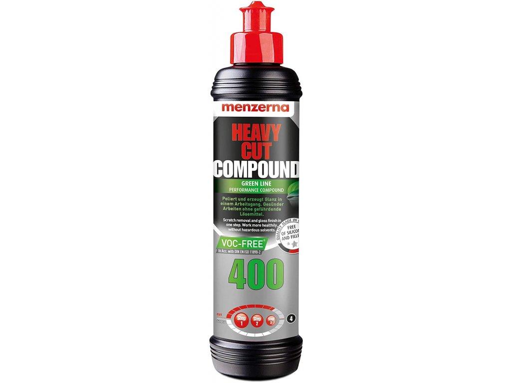 menzerna heavy cut compound 400 greenline 250ml