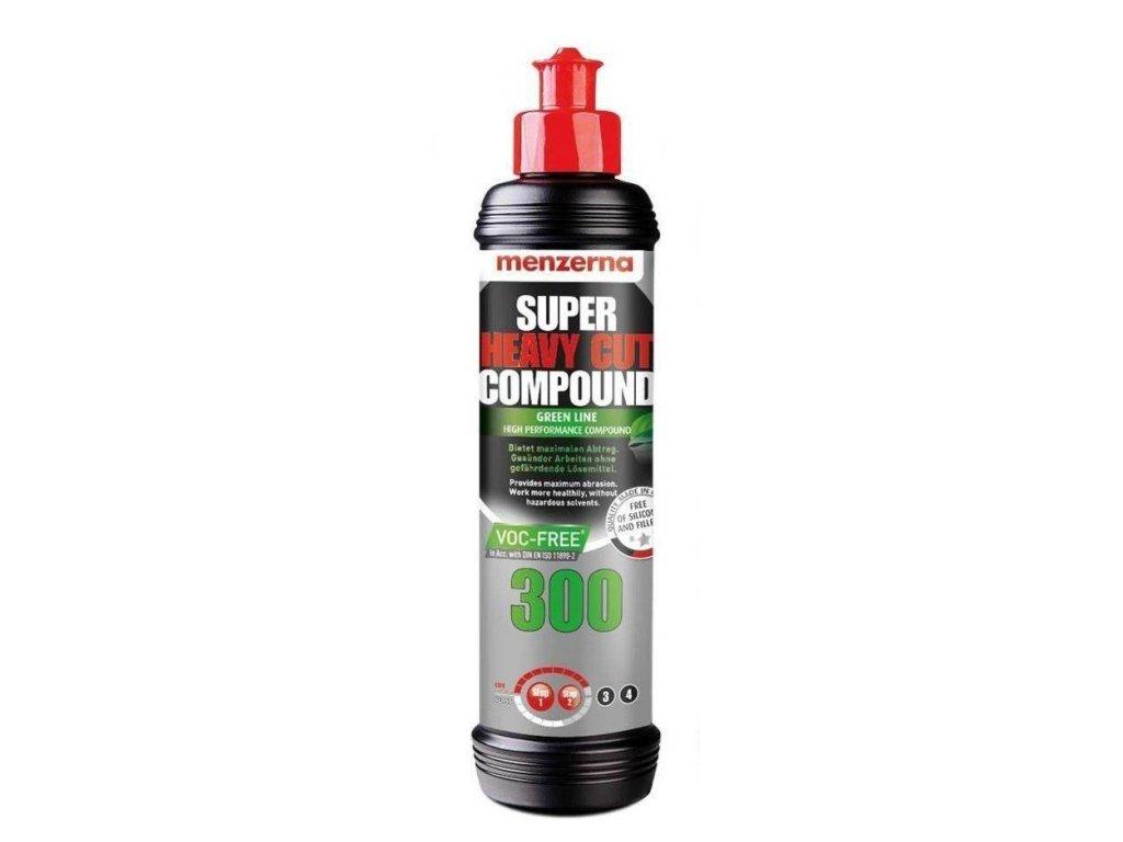 menzerna heavy cut compound 300 greenline 250ml