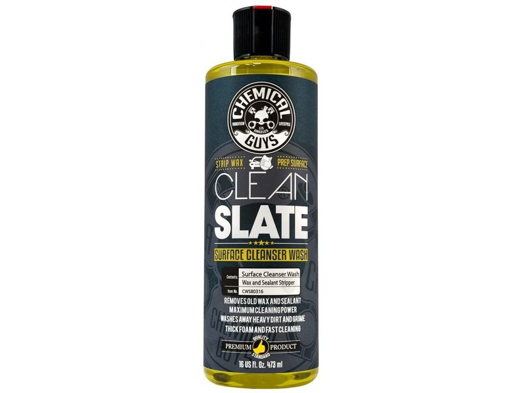chemicalguys clean slate surface cleaner 473ml 1