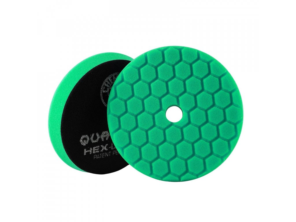 chemical guys quantum hex logic green 140 mm