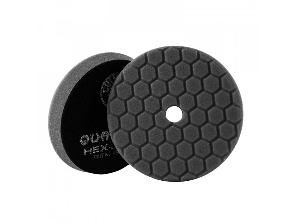chemical guys quantum hex logic black 140 mm