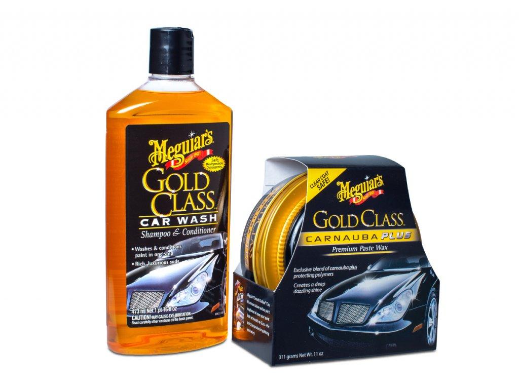 gcwwkit meguiars gold class wash and wax kit 1