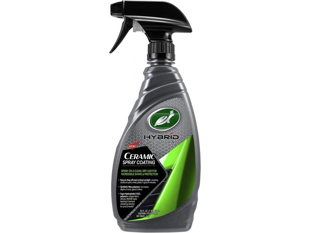 turtle wax hybrid solutions ceramic spray coating 500ml