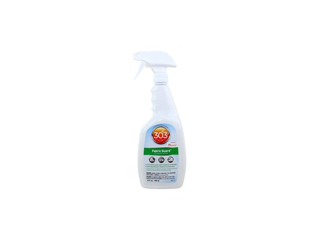 303 High Tech Fabric Guard 950ml impregnace textilu