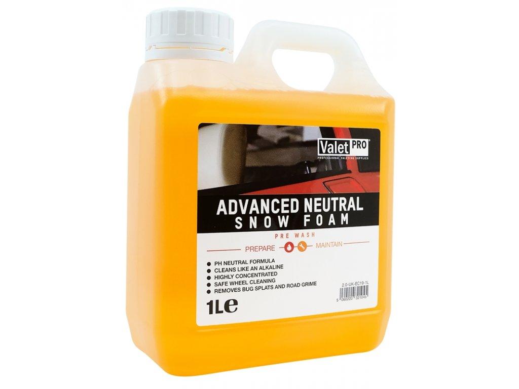 valetpro advanced neutral snow foam 1l