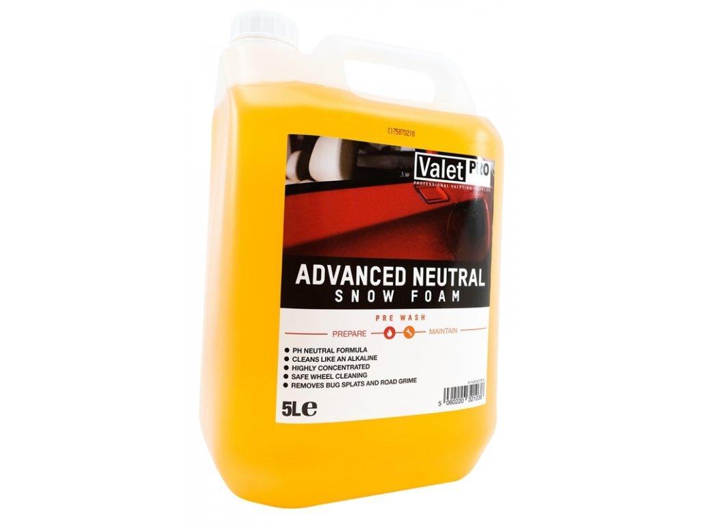 valetpro advanced neutral snow foam 5l