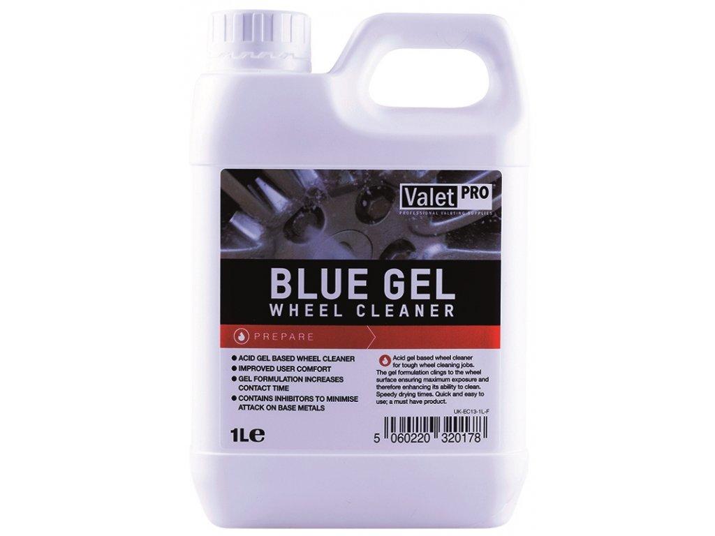 ValetPro Blue Gel Wheel Cleaner 1L čistič disků