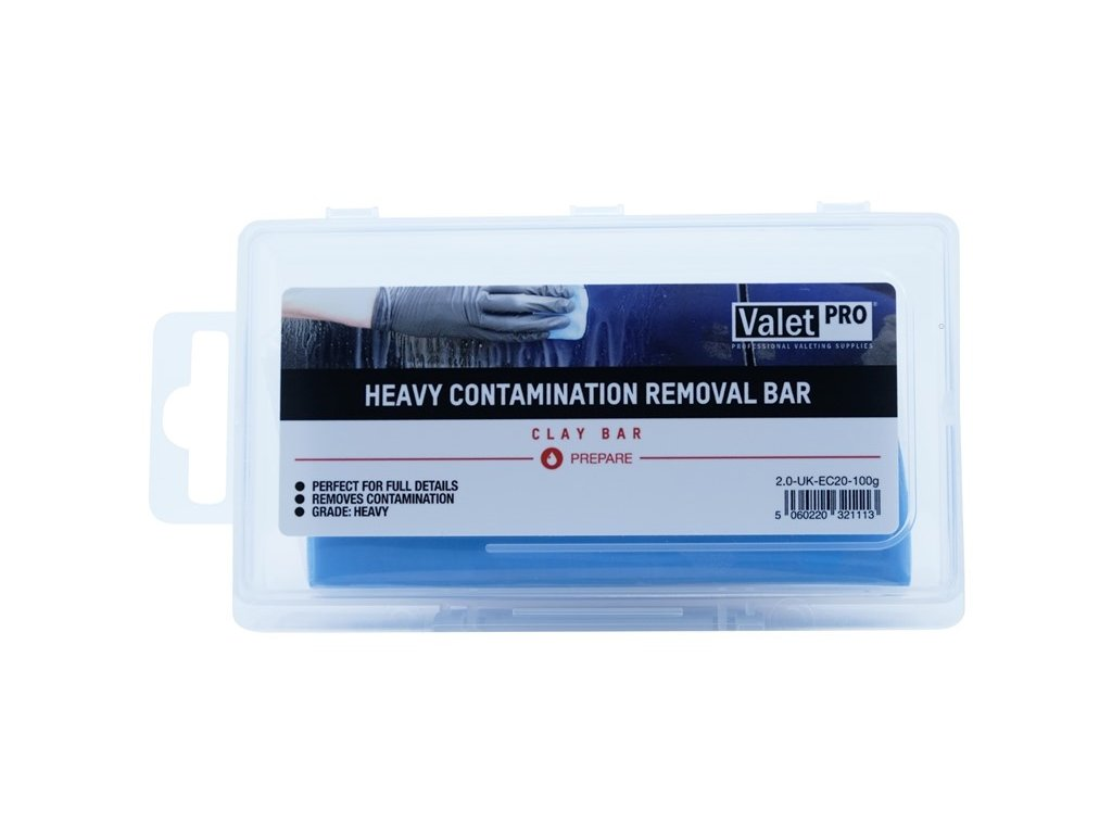 valetpro heavy contamination removal bar