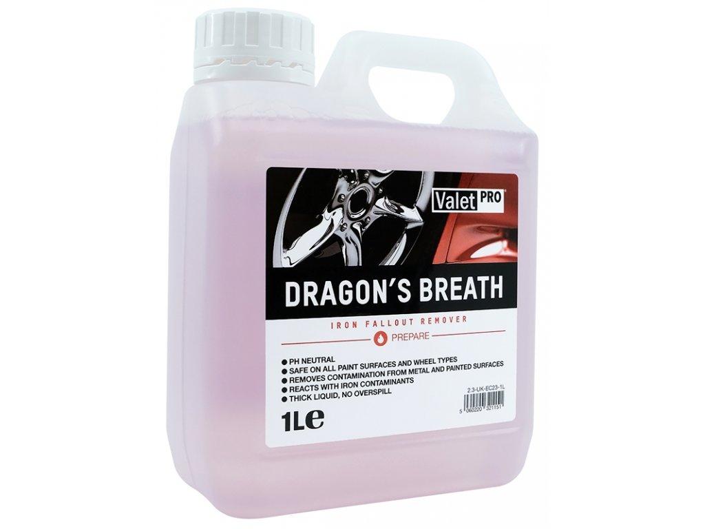 ValetPro Dragons Breath 1L odstraňovač polétavé rzi