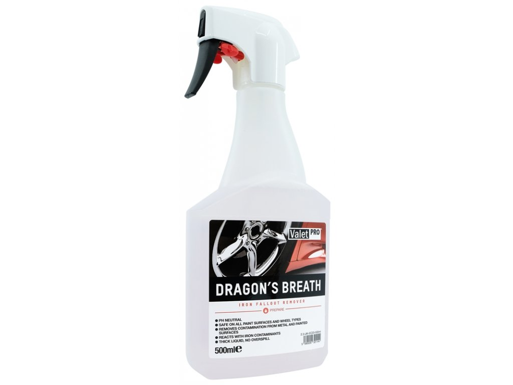 valetpro dragons breath 500
