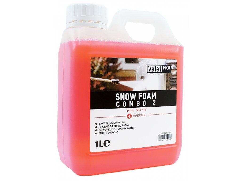 valetpro snow foam combo 2 1l