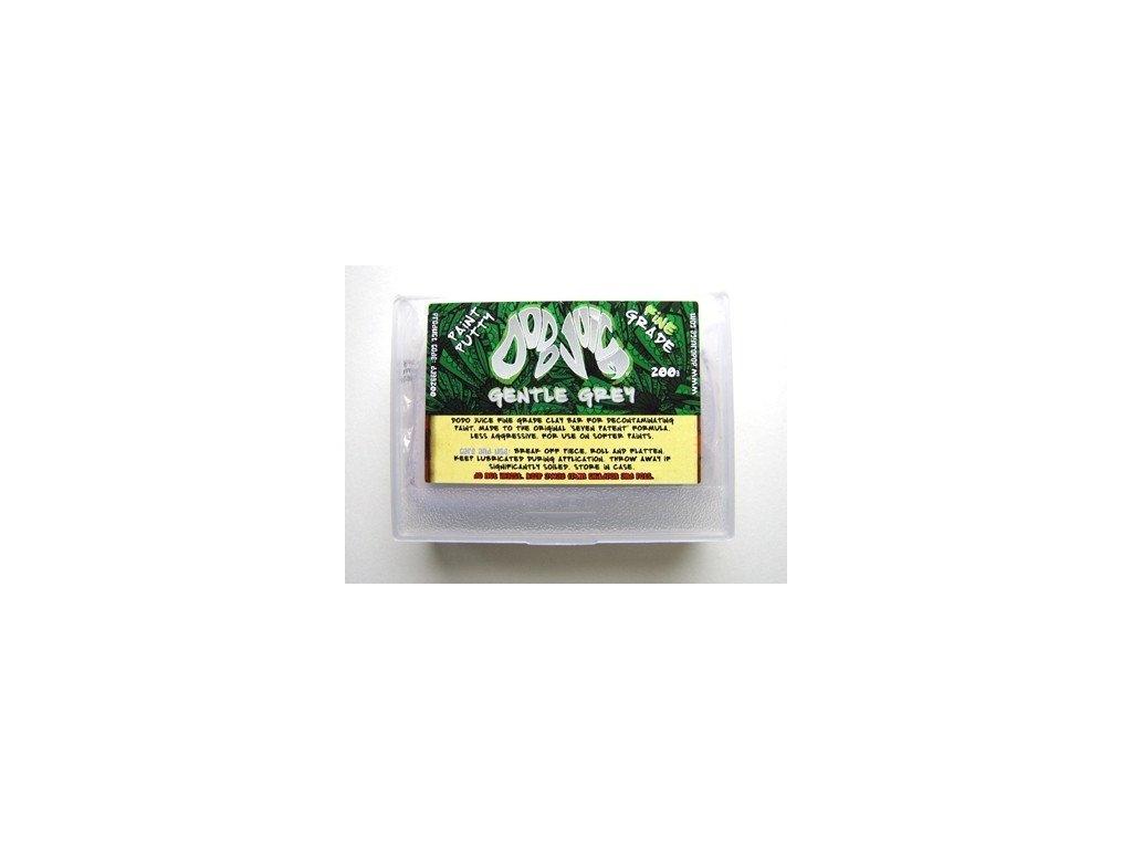 Dodo Juice Gentle Grey Clay Bar Soft 200g měkký clay